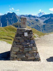 Grand Col Ferret · Alpes, Massif du Mont-Blanc, IT · GPS 45°53'20.37'' N 7°4'40.21'' E · Altitude 2537m