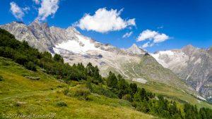 La Peule · Alpes, Massif du Mont-Blanc, CH · GPS 45°54'29.49'' N 7°6'12.03'' E · Altitude 2019m