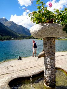 Champex · Alpes, Massif du Mont-Blanc, CH · GPS 46°1'39.06'' N 7°7'13.36'' E · Altitude 1449m