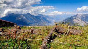 La Bovine · Alpes, Massif du Mont-Blanc, CH · GPS 46°3'19.59'' N 7°2'59.55'' E · Altitude 1923m
