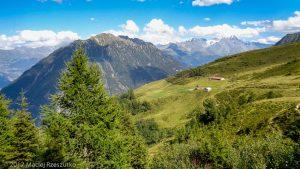 La Bovine · Alpes, Massif du Mont-Blanc, CH · GPS 46°3'27.13'' N 7°2'40.12'' E · Altitude 1981m