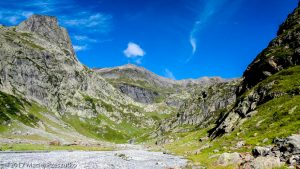Vallon de Tré les Eaux · Alpes, Préalpes de Savoie, Aiguilles Rouges, FR · GPS 46°1'40.23'' N 6°52'55.94'' E · Altitude 1911m