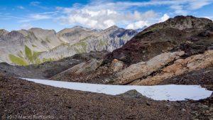 Col des Corbeaux · Alpes, Préalpes de Savoie, Aiguilles Rouges, FR · GPS 46°2'39.50'' N 6°53'10.63'' E · Altitude 2558m