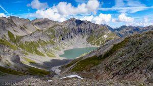 Col des Corbeaux · Alpes, Préalpes de Savoie, Aiguilles Rouges, FR · GPS 46°2'46.36'' N 6°52'59.02'' E · Altitude 2489m