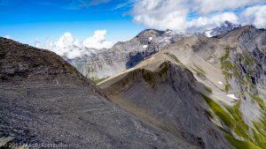 Cheval Blanc · Alpes, Préalpes de Savoie, Aiguilles Rouges, FR · GPS 46°3'7.45'' N 6°52'25.49'' E · Altitude 2781m