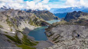 Cheval Blanc · Alpes, Préalpes de Savoie, Aiguilles Rouges, FR · GPS 46°3'7.07'' N 6°52'21.98'' E · Altitude 2825m