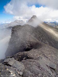 Crête de la Montagne des Éves · Alpes, Préalpes de Savoie, Aiguilles Rouges, FR · GPS 46°2'1.78'' N 6°51'6.06'' E · Altitude 2820m