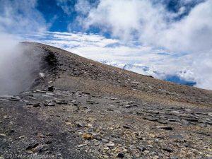 Arête du Buet · Alpes, Préalpes de Savoie, Aiguilles Rouges, FR · GPS 46°1'34.91'' N 6°51'5.08'' E · Altitude 3044m
