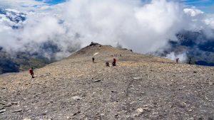 Mont Buet · Alpes, Préalpes de Savoie, Aiguilles Rouges, FR · GPS 46°1'29.30'' N 6°51'9.62'' E · Altitude 3077m