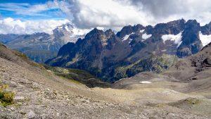 Table au Chantre · Alpes, Préalpes de Savoie, Aiguilles Rouges, FR · GPS 46°0'51.92'' N 6°50'59.57'' E · Altitude 2658m