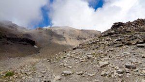 Table au Chantre · Alpes, Préalpes de Savoie, Aiguilles Rouges, FR · GPS 46°0'51.92'' N 6°50'59.56'' E · Altitude 2658m