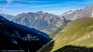 Col Sapin · Alpes, Massif du Mont-Blanc, IT · GPS 45°49'2.09'' N 7°1'7.04'' E · Altitude 2241m