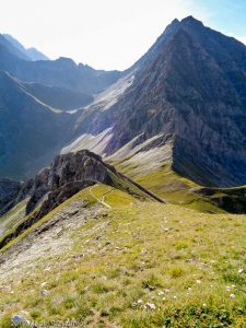Tête de la Tronche · Alpes, Massif du Mont-Blanc, IT · GPS 45°49'19.25'' N 7°1'11.03'' E · Altitude 2513m