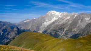 Tête de la Tronche · Alpes, Massif du Mont-Blanc, IT · GPS 45°49'19.21'' N 7°1'11.00'' E · Altitude 2512m
