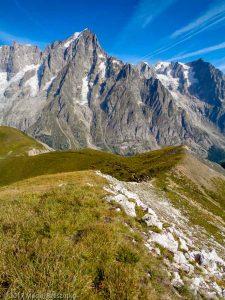 Tête de la Tronche · Alpes, Massif du Mont-Blanc, IT · GPS 45°49'19.53'' N 7°1'11.09'' E · Altitude 2512m