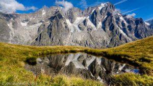 Cresta Bernada · Alpes, Massif du Mont-Blanc, IT · GPS 45°49'2.80'' N 6°59'19.03'' E · Altitude 2203m