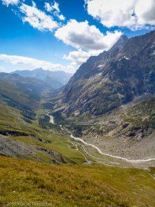 Grand Col Ferret · Alpes, Massif du Mont-Blanc, IT · GPS 45°53'24.60'' N 7°4'35.35'' E · Altitude 2491m