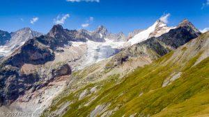 Grand Col Ferret · Alpes, Massif du Mont-Blanc, IT · GPS 45°53'24.58'' N 7°4'35.44'' E · Altitude 2491m