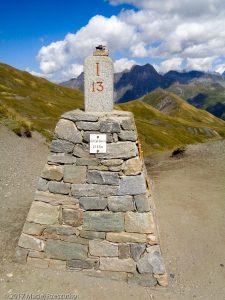 Grand Col Ferret · Alpes, Massif du Mont-Blanc, IT · GPS 45°53'20.40'' N 7°4'40.19'' E · Altitude 2537m