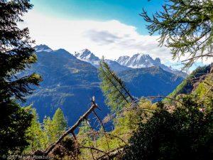 Barrage d'Emosson · Alpes, Préalpes de Savoie, Aiguilles Rouges, FR · GPS 46°3'42.68'' N 6°55'55.38'' E · Altitude 1715m