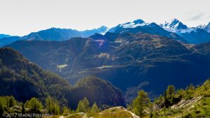 Barrage d'Emosson · Alpes, Préalpes de Savoie, Aiguilles Rouges, FR · GPS 46°3'52.38'' N 6°55'38.33'' E · Altitude 1939m