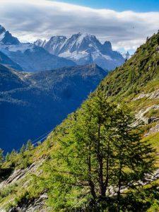 Barrage d'Emosson · Alpes, Préalpes de Savoie, Aiguilles Rouges, FR · GPS 46°3'52.38'' N 6°55'38.32'' E · Altitude 1939m