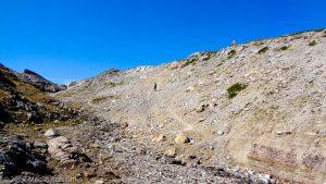Sex Blancs · Alpes, Préalpes de Savoie, Aiguilles Rouges, FR · GPS 46°3'13.09'' N 6°53'30.77'' E · Altitude 2417m