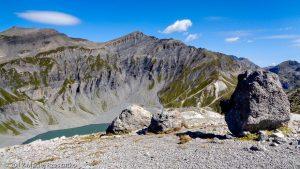 Sex Blancs · Alpes, Préalpes de Savoie, Aiguilles Rouges, FR · GPS 46°3'13.44'' N 6°53'28.55'' E · Altitude 2433m