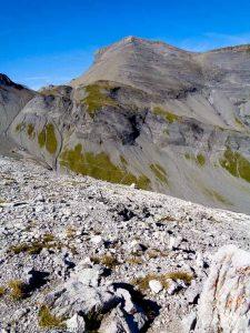 Sex Blancs · Alpes, Préalpes de Savoie, Aiguilles Rouges, FR · GPS 46°3'13.21'' N 6°53'27.55'' E · Altitude 2433m