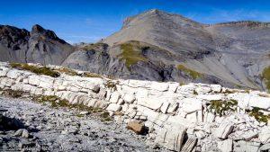 Sex Blancs · Alpes, Préalpes de Savoie, Aiguilles Rouges, FR · GPS 46°3'9.72'' N 6°53'25.36'' E · Altitude 2434m