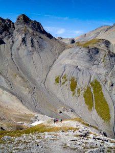 Sex Blancs · Alpes, Préalpes de Savoie, Aiguilles Rouges, FR · GPS 46°3'3.98'' N 6°53'19.42'' E · Altitude 2449m