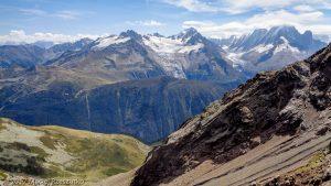 Col de la Terrasse · Alpes, Préalpes de Savoie, Aiguilles Rouges, FR · GPS 46°2'44.87'' N 6°53'30.98'' E · Altitude 2646m