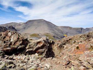 Col de la Terrasse · Alpes, Préalpes de Savoie, Aiguilles Rouges, FR · GPS 46°2'45.08'' N 6°53'30.91'' E · Altitude 2647m