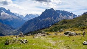 Chalet de Loriaz · Alpes, Préalpes de Savoie, Aiguilles Rouges, FR · GPS 46°2'19.92'' N 6°54'46.63'' E · Altitude 2066m