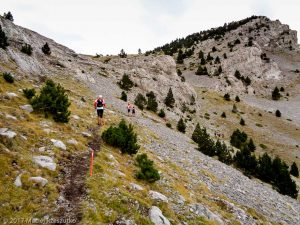 Serrat de la Muga · Pyrénées, Catalogne, Cadí, ES · GPS 42°17'26.93'' N 1°44'48.74'' E · Altitude 2178m