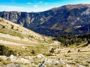 Coll Mitjà · Pyrénées, Pyrénées-Orientales, FR · GPS 42°28'19.53'' N 2°12'46.94'' E · Altitude 2351m