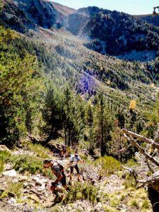 Montée au Col del Pal · Pyrénées, Pyrénées-Orientales, FR · GPS 42°27'43.06'' N 2°15'9.35'' E · Altitude 2144m