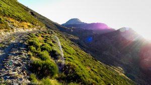 Au-dessus de Porté-Puymorens · Pyrénées, Pyrénées-Orientales, Massif du Carlit, FR · GPS 42°33'22.25'' N 1°49'54.05'' E · Altitude 2036m