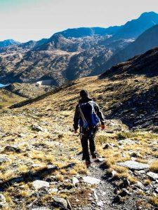 Portella de Lanós · Pyrénées, Pyrénées-Orientales, Massif du Carlit, FR · GPS 42°34'21.29'' N 1°52'40.58'' E · Altitude 2461m