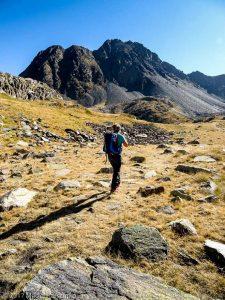 Montée en direction du Carlit · Pyrénées, Pyrénées-Orientales, Massif du Carlit, FR · GPS 42°34'22.36'' N 1°55'6.72'' E · Altitude 2464m