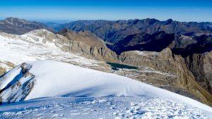 Mont Perdu · Pyrénées, Hautes Pyrénées, Parc National du Mont Perdu, FR · GPS 42°40'32.03'' N 0°2'4.43'' E · Altitude 3355m