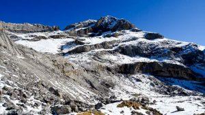 Remontée au Col de la Cascade · Pyrénées, Hautes Pyrénées, Parc National du Mont Perdu, FR · GPS 42°40'37.15'' N 0°1'11.07'' E · Altitude 3085m