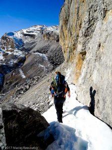 Pas des Isards · Pyrénées, Hautes Pyrénées, Parc National du Mont Perdu, FR · GPS 42°41'8.05'' N 0°1'41.60'' W · Altitude 2910m