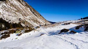 Estany de Campcardós · Pyrénées, Pyrénées-Orientales, Vallée de Campcardós, FR · GPS 42°30'27.82'' N 1°45'29.48'' E · Altitude 2159m