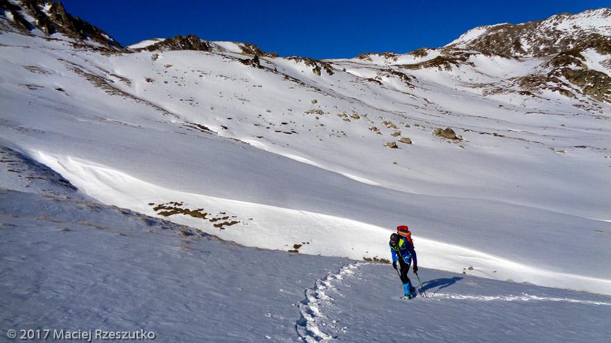 Portella Blanca d'Andorra · Pyrénées, Pyrénées-Orientales, Vallée de Campcardós, FR · GPS 42°30'18.24'' N 1°43'47.68'' E · Altitude 2425m