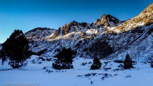 Estany de Campcardós · Pyrénées, Pyrénées-Orientales, Vallée de Campcardós, FR · GPS 42°30'29.64'' N 1°46'10.40'' E · Altitude 2102m