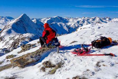 Tossa Rodona · Pyrénées, Pyrénées-Orientales, Coma d'en Garcia, FR · GPS 42°35'4.36'' N 1°51'4.91'' E · Altitude 2601m