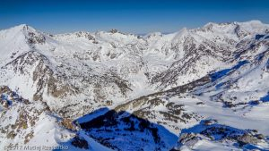 Tossa Rodona · Pyrénées, Pyrénées-Orientales, Coma d'en Garcia, FR · GPS 42°35'16.91'' N 1°51'13.62'' E · Altitude 2590m