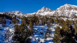 Riu dels Pessons · Pyrénées, Andorre, Encamp, AD · GPS 42°31'24.45'' N 1°41'24.87'' E · Altitude 2300m