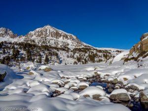 Estany Primer · Pyrénées, Andorre, Encamp, AD · GPS 42°31'26.36'' N 1°41'19.67'' E · Altitude 2305m
